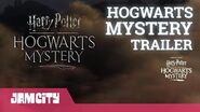 Harry Potter Hogwarts Mystery Official Announce Trailer