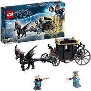 Grindelwald's Escape - LEGO Fantastic Beasts