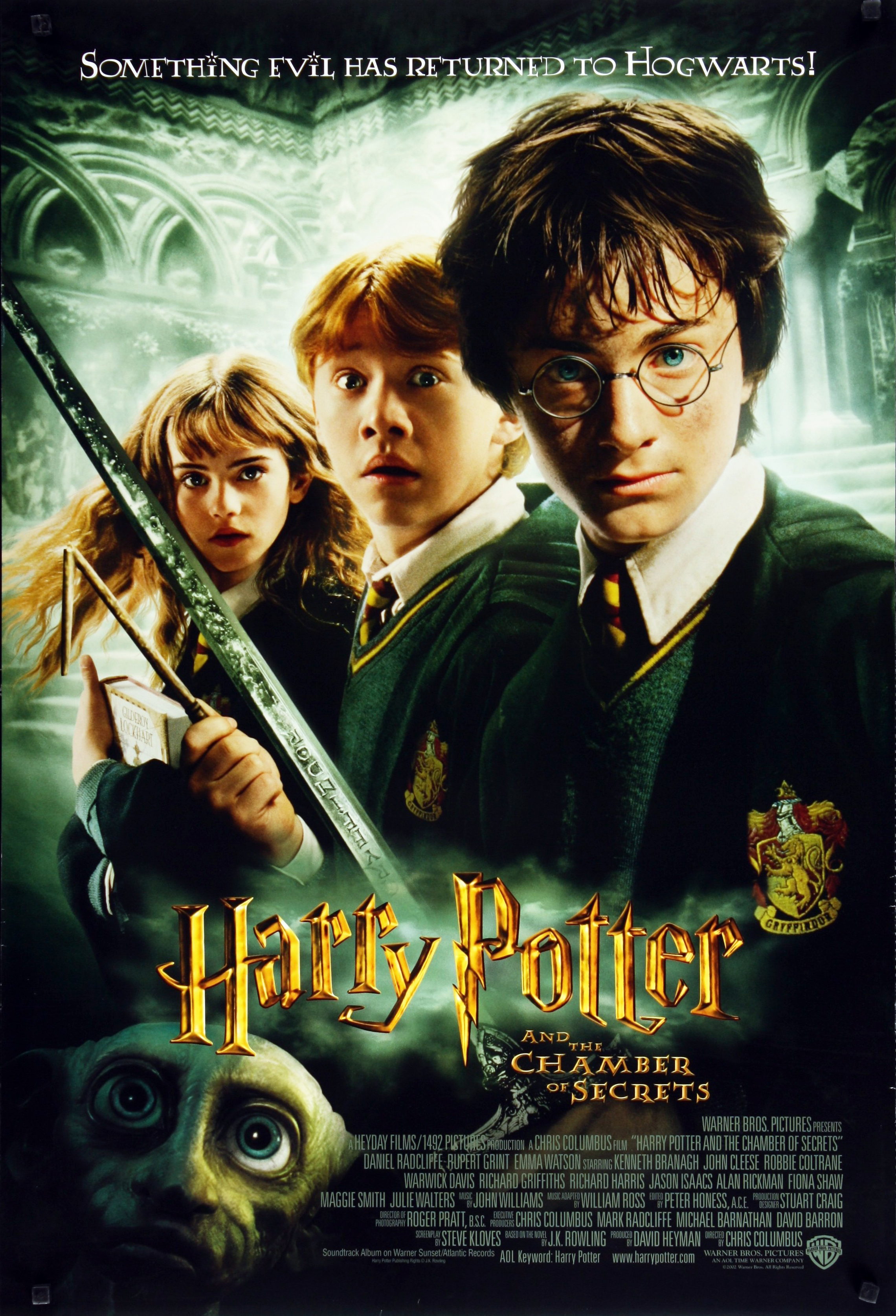 Harry Potter and the Chamber of Secrets (film)