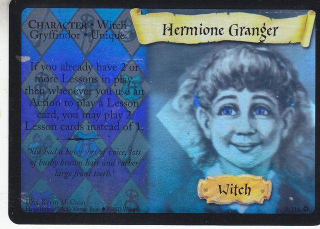 Hermiona Granger (karta)
