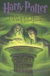 Harry potter HBP Scholastic edition