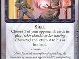 Zaklęcie Swobodnego Zwisu (karta)