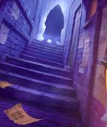 PAS Hagrid in Knockturn Alley