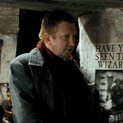 Артур Уизли в Дырявом котле