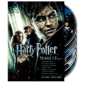 Babyjabba/Enter to Win a Harry Potter DVD Gift Set