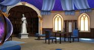 Pokój wspólny Ravenclawu (Harry Potter Hogwarts Mistery)