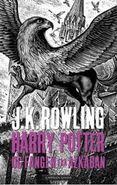 Fangen fra azkaban 2016 bok Cover