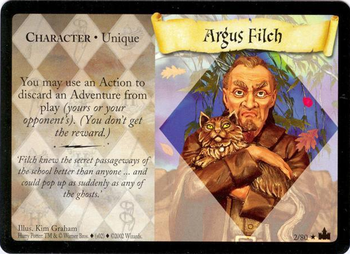 Argus Filch (karta)