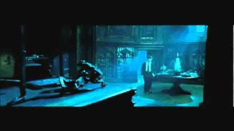 Эпизод 8 Гарри в кабинете Дамблдора