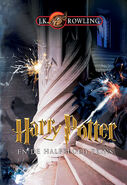 Harry Potter Halfbloed Prins