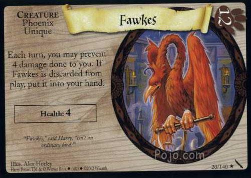 Fawkes (karta)