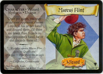 Marcus Flint (karta)