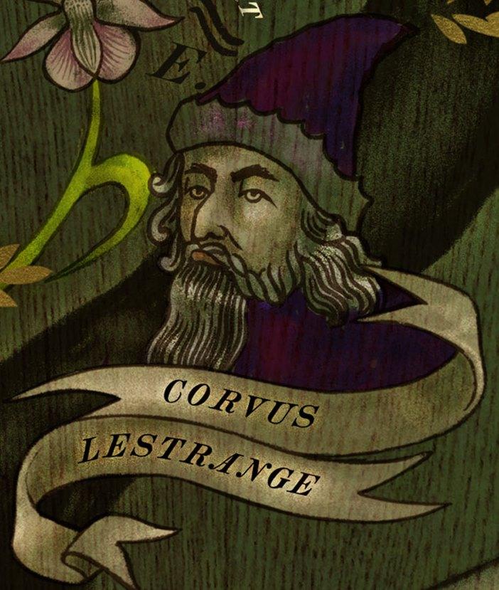 Corvus Lestrange (I)