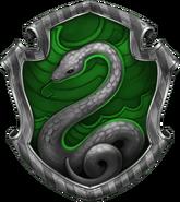 0.61 Slytherin Crest Transparent