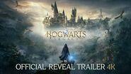 Hogwarts Legacy – Official 4K Reveal Trailer