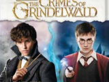 Fantastic Beasts The Crimes of Grindelwald Sticker Collection
