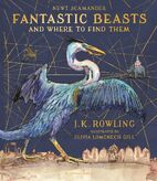Fantastic Beasts Illustrated Edition cover Hi-res
