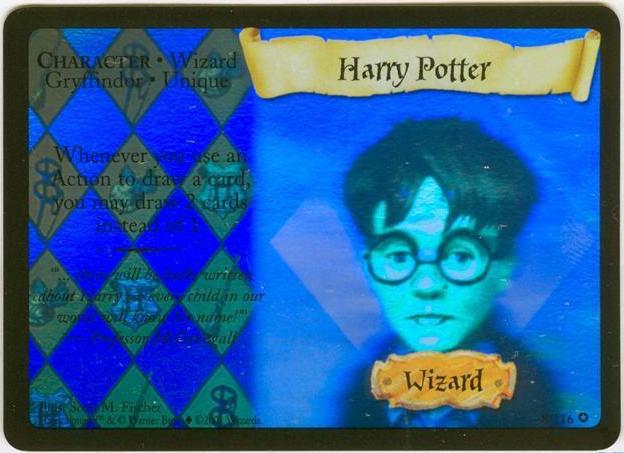 Harry Potter (karta)