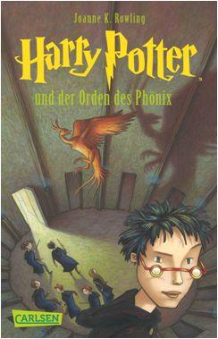 Harry Potter und der Orden des Phönix (Buch)