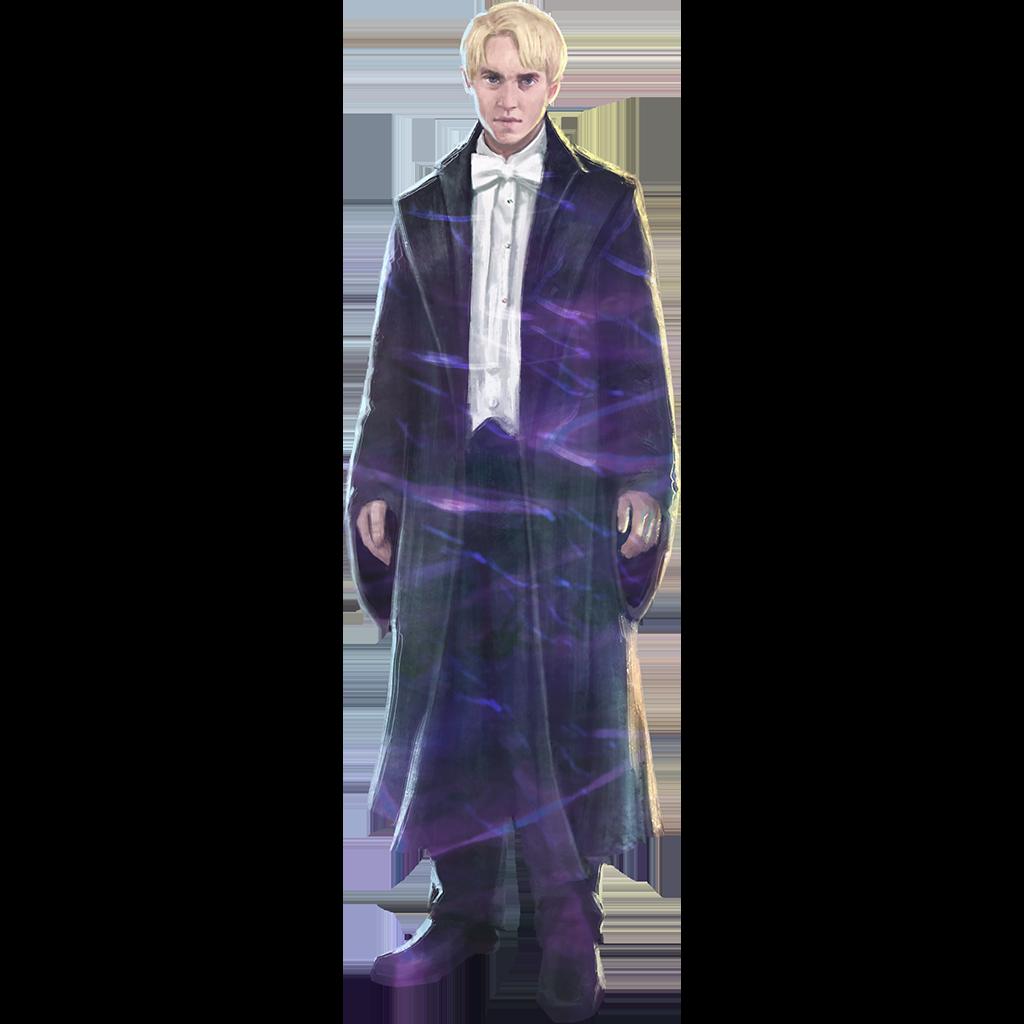 Brilliant Haughty Draco Malfoy WU.png