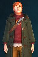 Charlie Weasley HPHM