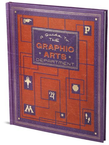 Ein Leitfaden der Abteilung für die grafische Kunst: Poster, Drucke und Veröffentlichungen aus den Harry Potter-Filmen