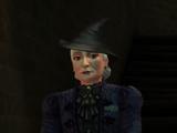 Dark Witch from Knockturn Alley