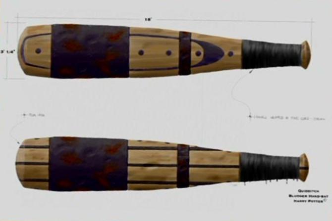 Beater's bat