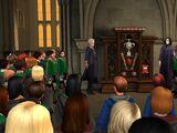 1986 Hogwarts Quidditch Cup ceremony
