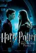 442px-Harry and Ginny - HBP poster