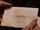 Lettre d'Albus Dumbledore au chef des gobelins de Gringotts
