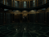 Ministerie van Toverkunst liften