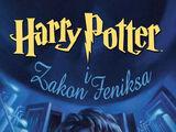 Harry Potter i Zakon Feniksa (książka)