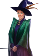 Minerwa McGonagall (Harry Potter- Zagadki i magia)