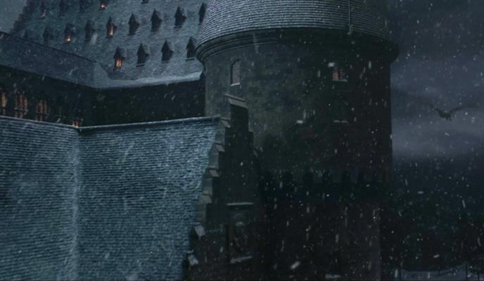 Башня Гриффиндора