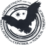Department for the Regulation and Control of Magical Creatures logo-0.png