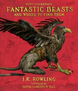 Fantastic Beast And Where To Find Them book