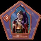 Gunhilda De Gorsemoor-09-chocFrogCard