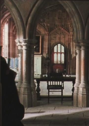 Poppy Pomfrey's office