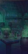 PAS Potions classroom 4