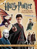 Гарри Поттер Коллекция наклеек Insight Editions Обложка 2011.jpg