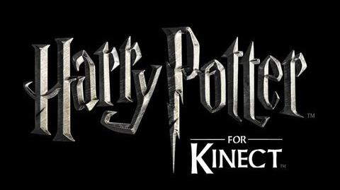 Harry Potter Kinect Announcement Trailer HD