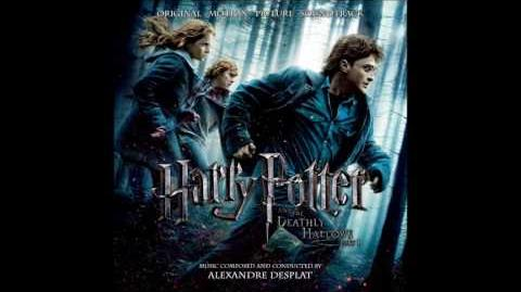 Harry Potter and the Deathly Hallows Part 1 OST 14 - Ron Leaves