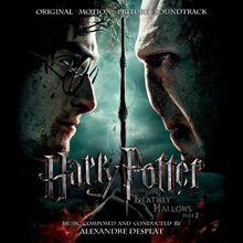 Harry Potter ja kuoleman varjelukset, osa 2 (ääniraita).jpg