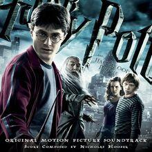 Harry Potter ja puoliverinen prinssi (ääniraita).jpg