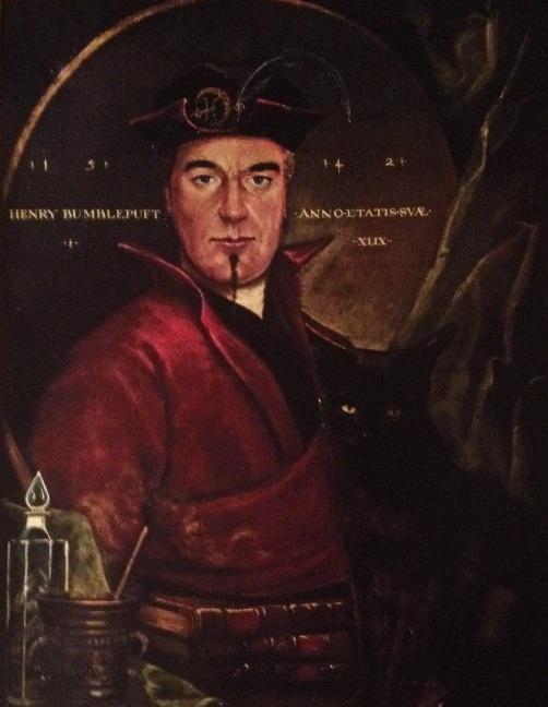 Henry Bumblepuft