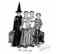 Weasleyowie autorstwa J.K. Rowling