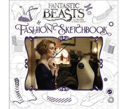 Fantastic Beasts and Where to Find Them Fashion Sketchbook.jpg