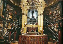 Dumbledore's office UE booklet 1.jpg