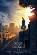 Fantastic Beasts and Where to Find Them - Poster